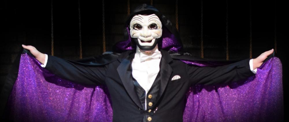 SHOW GUIDE: Goosebumps | The Rose Theater